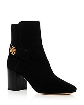 Tory Burch - Women's Kira Block Heel Booties