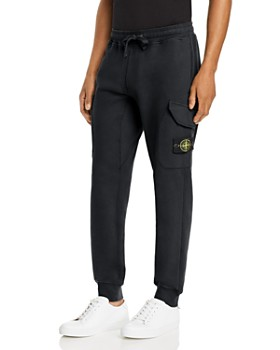 Stone Island - Fleece Jogger Pants