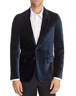 Paul Smith - Soho Velvet Extra Slim Fit Jacket