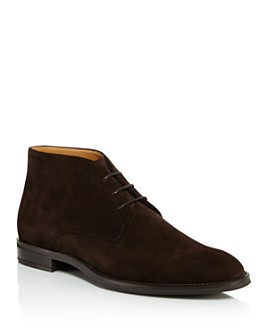 BOSS - Men's Coventry Suede Chukka Boots