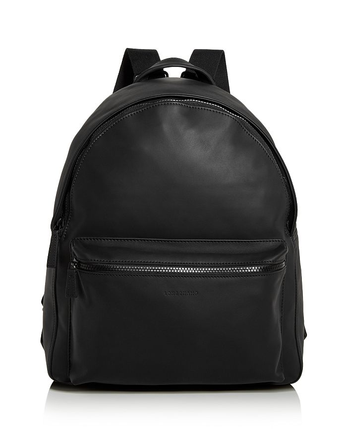 Longchamp - Parisis Leather Backpack