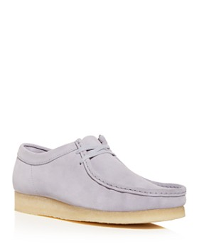 Clarks - Men's Wallabee Suede Chukka Boots