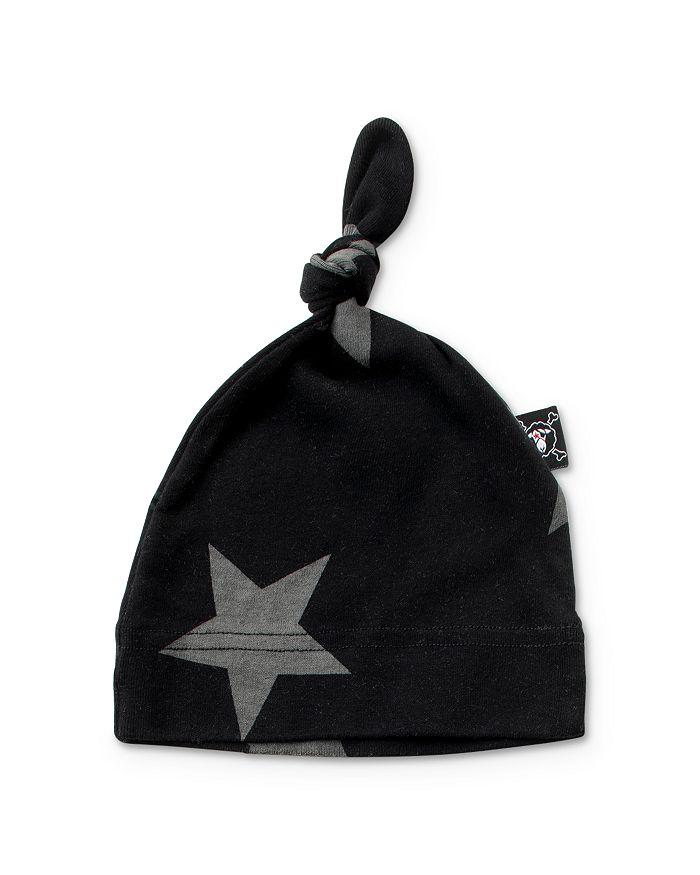 NUNUNU - Unisex Star Print Hat - Baby