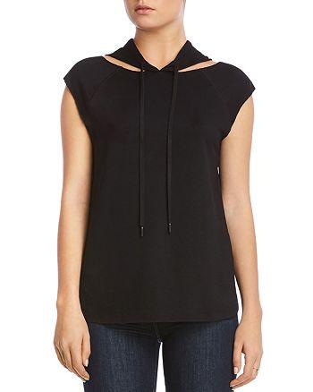 Bailey 44 - Shelli Cutout Hooded Sweatshirt