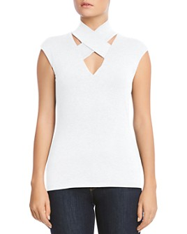 Bailey 44 - Martina Crisscross Top