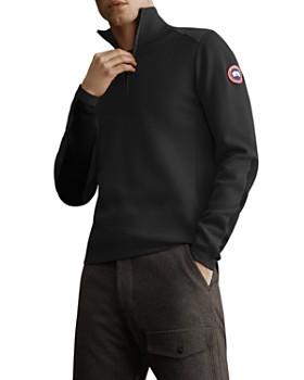 Canada Goose - Stormont Quarter-Zip Sweater