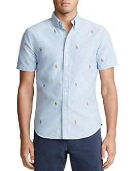 Polo Ralph Lauren - Pony Classic Fit Button-Down Shirt