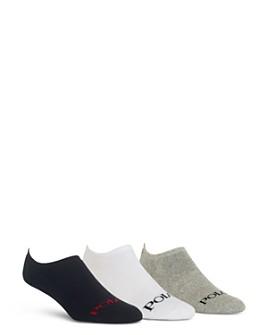 Polo Ralph Lauren - Logo Liner Socks - Pack of 3