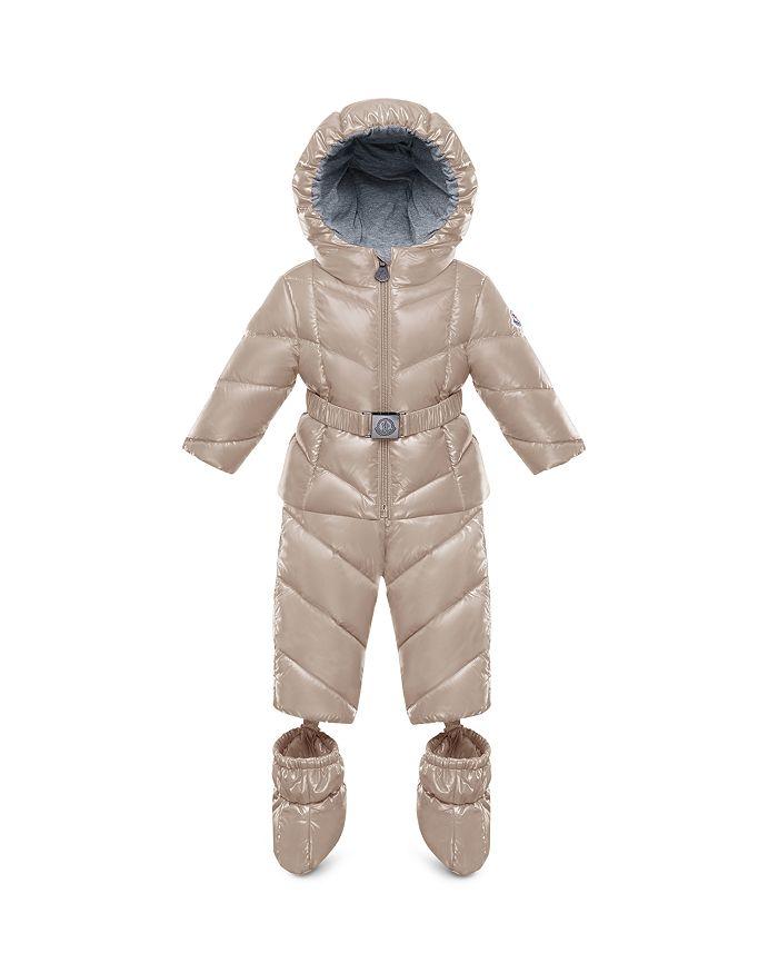 Moncler - Unisex Lerie Snowsuit & Booties Set - Baby, Little Kid