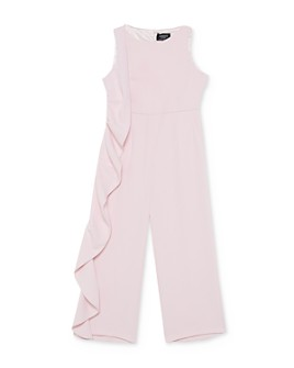 Bardot Junior - Girls' Marissa Ruffled Jumpsuit - Big Kid