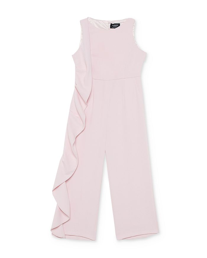 Bardot Junior - Girls' Marissa Ruffled Jumpsuit - Big Kid
