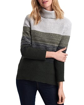 Barbour - Sternway Wool-Blend Turtleneck Sweater