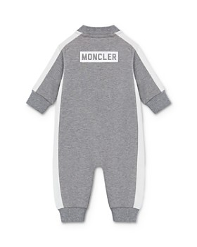 Moncler - Unisex Logo Coverall - Baby