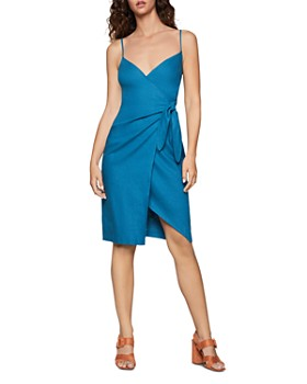 BCBGENERATION - Strappy Wrap Dress