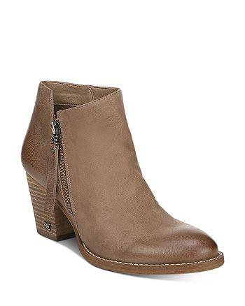 Sam Edelman - Women's Macon Block Heel Ankle Booties