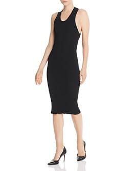 Helmut Lang - Twist Tank Dress