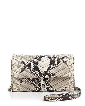 Rebecca Minkoff - Edie Python Chain Wallet - 100% Exclusive