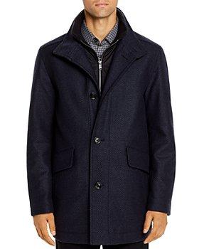 BOSS - Coxtan Bib-Front Coat