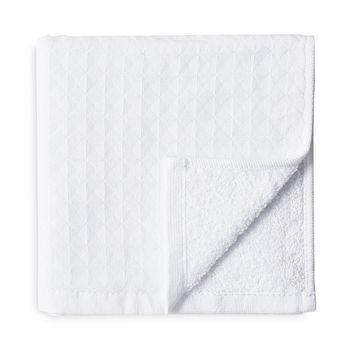 Uchino - Solid Waffle Pile Washcloth