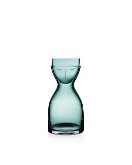 Nude Glass - Mr. & Mrs. Night Water Jug & Cup Set