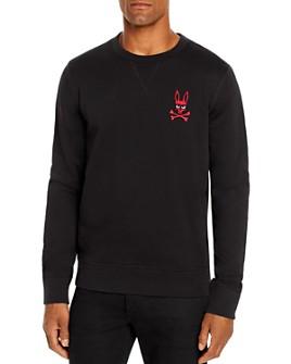 Psycho Bunny - Rawson Mischief Bunny Sweatshirt