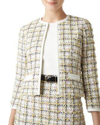 Suri Tweed Jacket by Hobbs London