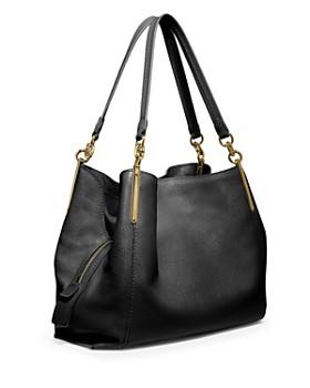 COACH - Dalton 31 Leather Shoulder Bag