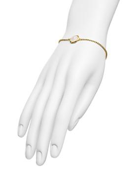 Argento Vivo - Disk-Station Slider Bracelet