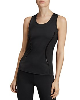 adidas by Stella McCartney - Performance Essentials Mesh-Inset Tank