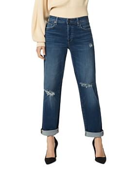 Joe's Jeans - Niki Boyfriend Jeans in Caressa