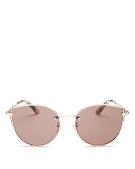 McQ Alexander McQueen - Women's Cat Eye Sunglasses, 61mm