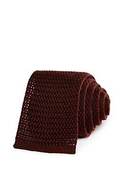 Ledbury - Harlow Knit Skinny Tie