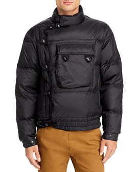 EASTLOGUE - Motorcycle Down Jacket
