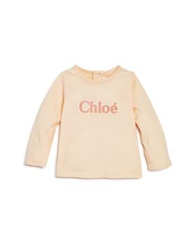 Chloé - Girls' Logo Tee - Baby