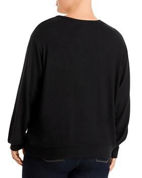 LNA Plus - Cutout Sweatshirt