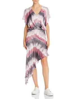 Young Fabulous & Broke - Thea Asymmetric-Hem Dress