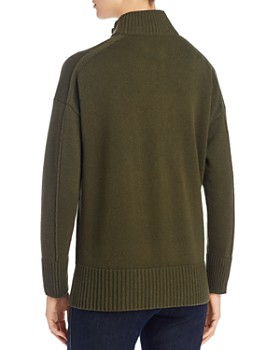 Lafayette 148 New York - Cashmere Zip Sweater