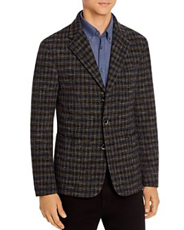 Barena - Torceo Tweed Slim Fit Jacket