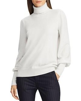 Ralph Lauren - Washable Cashmere Turtleneck Sweater - 100% Exclusive