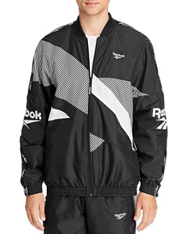 Reebok - CL V Color-Block Track Jacket