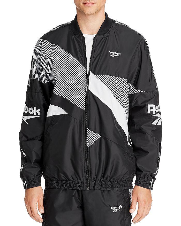 Reebok - CL V Color-Block Track Jacket
