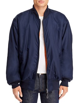 Alpha Industries - Reversible Loose Fit Flight Jacket