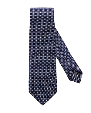 Eton Circle Dot Pattern Classic Tie