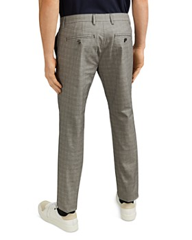 Ted Baker - Sari Checked Slim Fit Trousers
