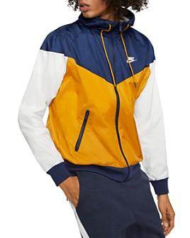 Nike - Hooded Color-Block Jacket