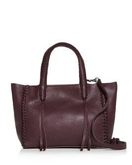 Callista - Iconic Leather Mini Tote