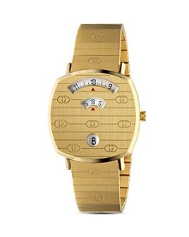 Gucci - Grip Watch, 35-38mm