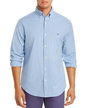 Vineyard Vines - Tucker Plaid Poplin Classic Fit Button-Down Shirt