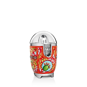 Smeg Dolce & Gabbana Electric Citrus Juicer
