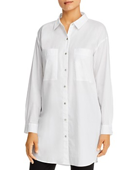 Eileen Fisher - Tunic Shirt
